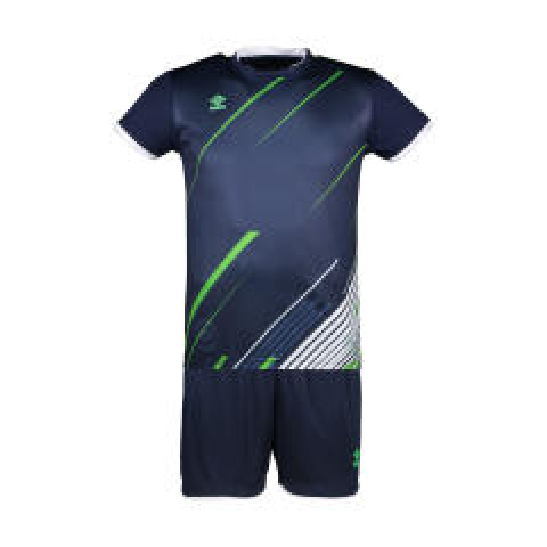 ست تی شرت و شلوارک مردانه پانیل مدل PA510N