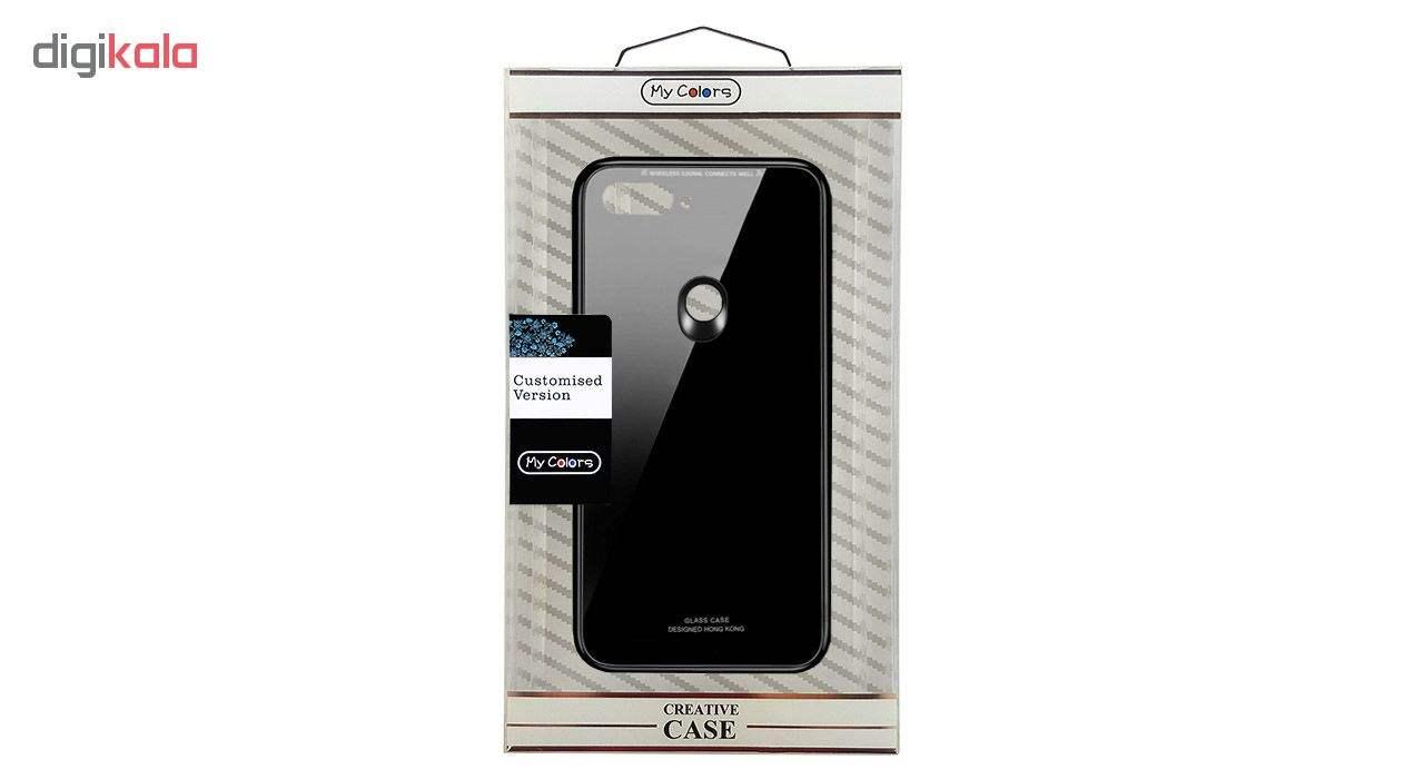 کاور مای کالرز مدل Glass Case مناسب برای گوشی موبایل شیائومی Mi 8 Lite main 1 10