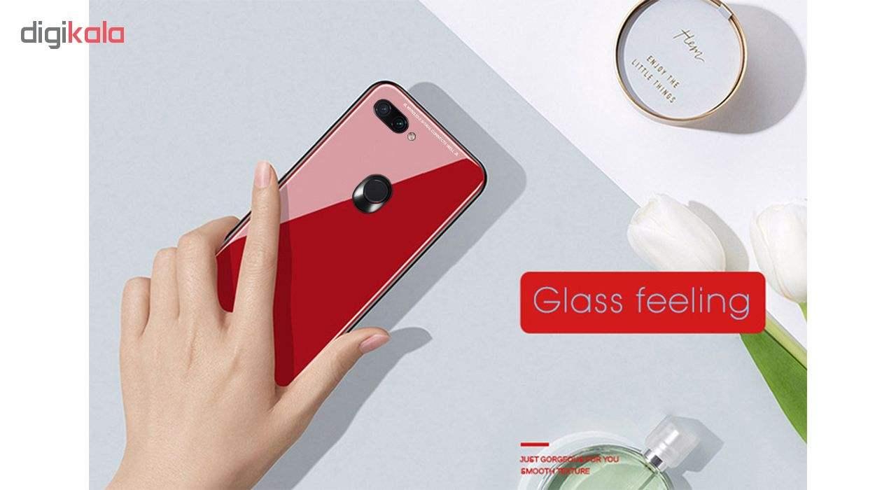 کاور مای کالرز مدل Glass Case مناسب برای گوشی موبایل شیائومی Mi 8 Lite main 1 6
