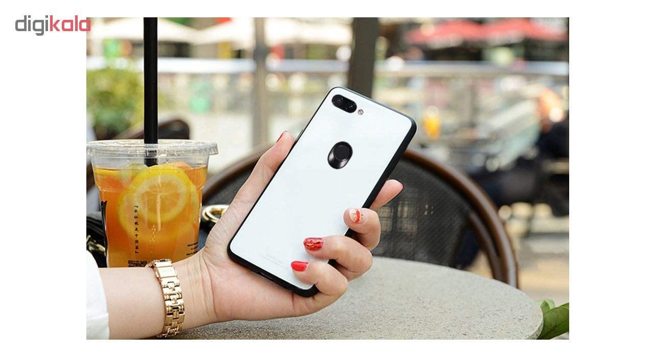 کاور مای کالرز مدل Glass Case مناسب برای گوشی موبایل شیائومی Mi 8 Lite main 1 8
