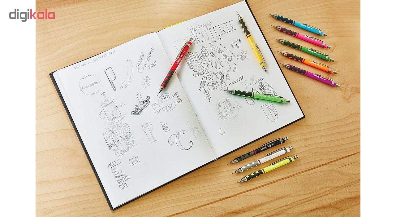 مداد نوکی 0.5 میلیمتری روترینگ مدل Tikky main 1 2