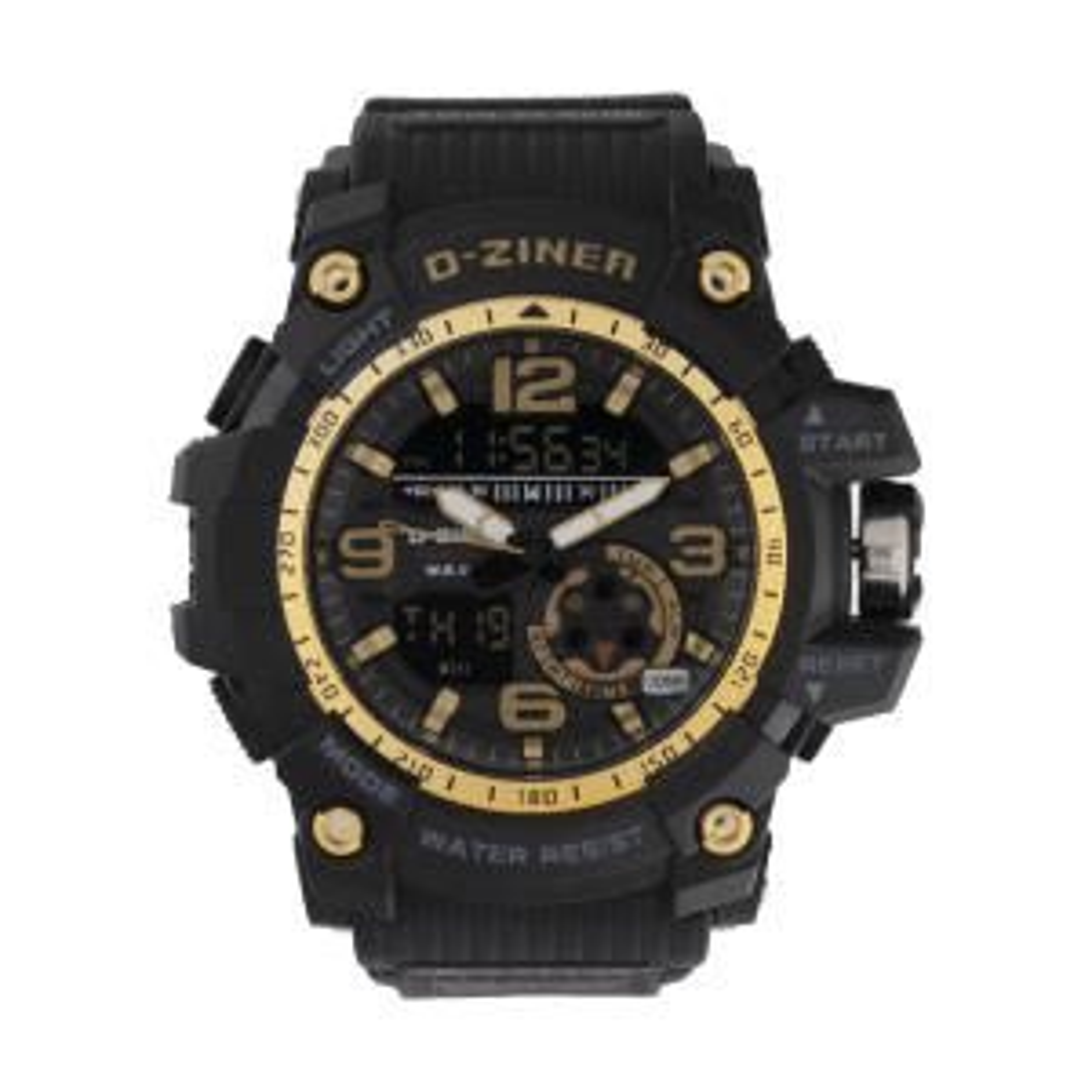 ساعت مچی عقربه ای مردانه دیزاینر مدل D-Z7040 1