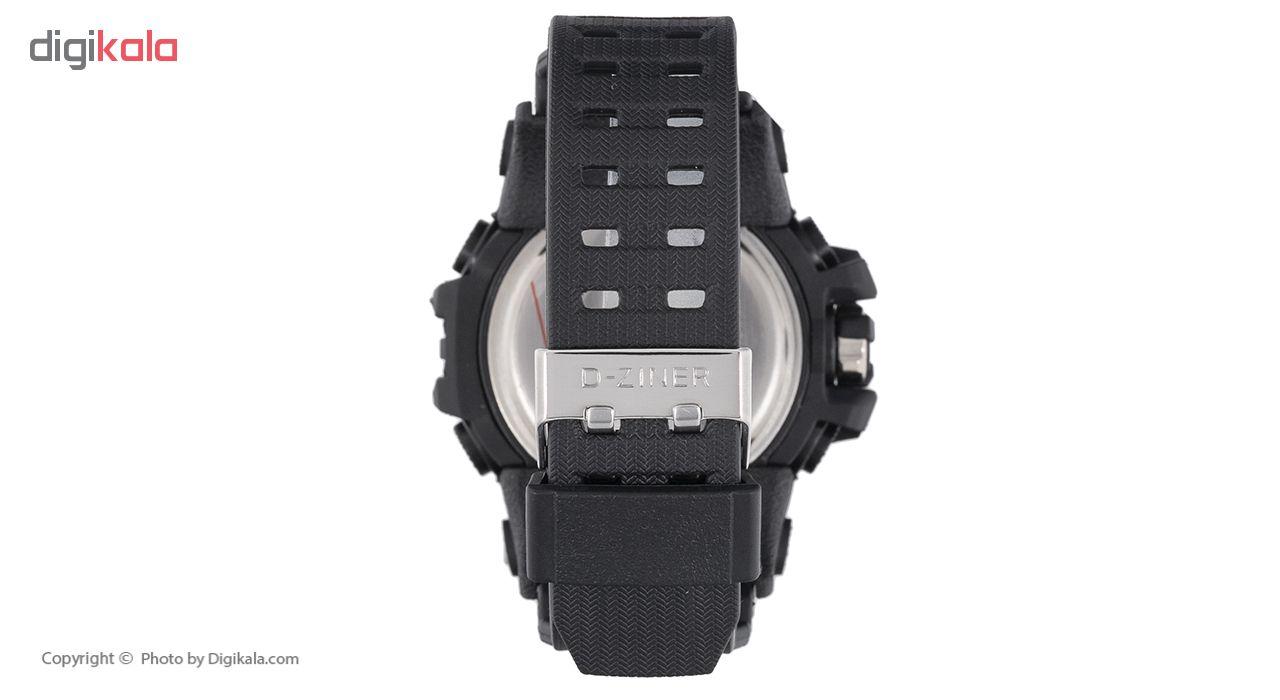 ساعت مچی عقربه ای مردانه دیزاینر مدل D-Z7011