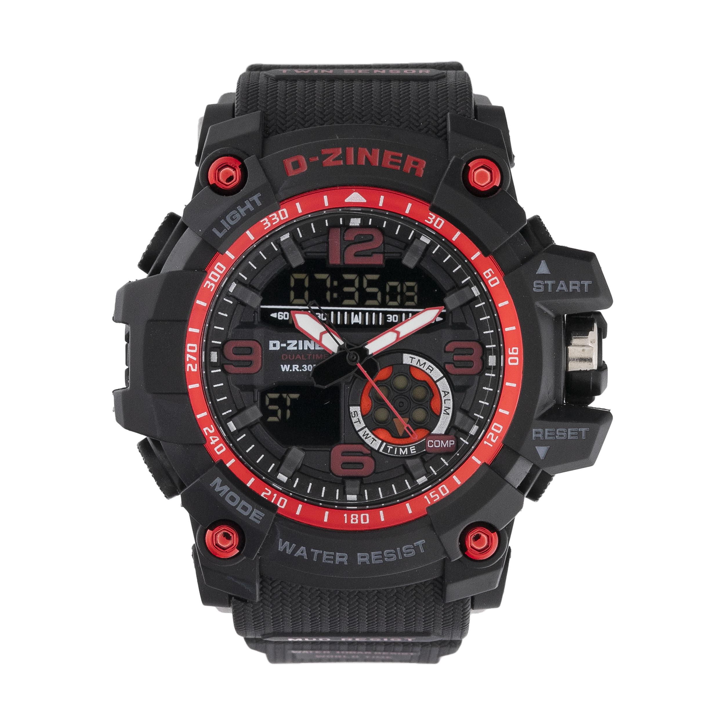 ساعت مچی عقربه ای مردانه دیزاینر مدل D-Z7011 39