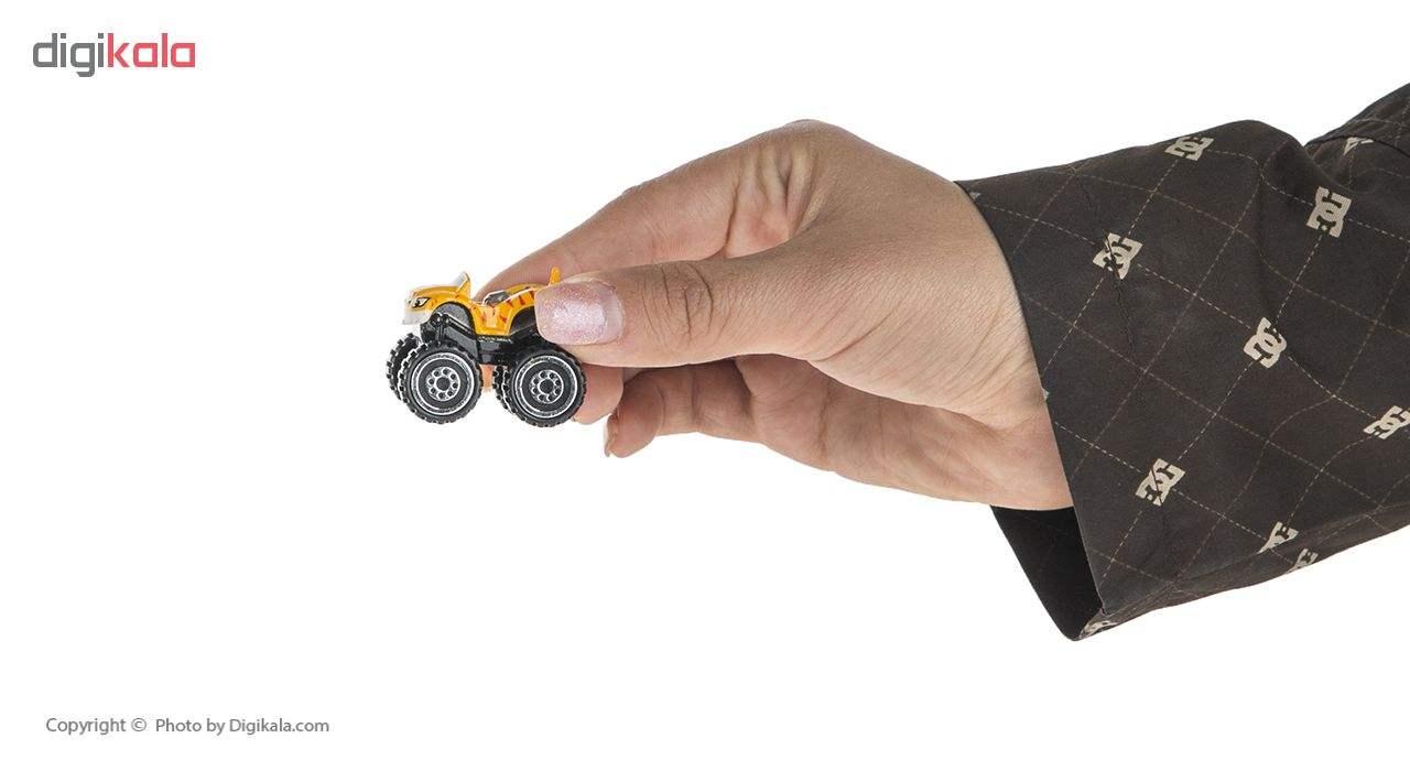 مسواک کانفیدنت مدل Tiny Monkey با برس نرم main 1 15