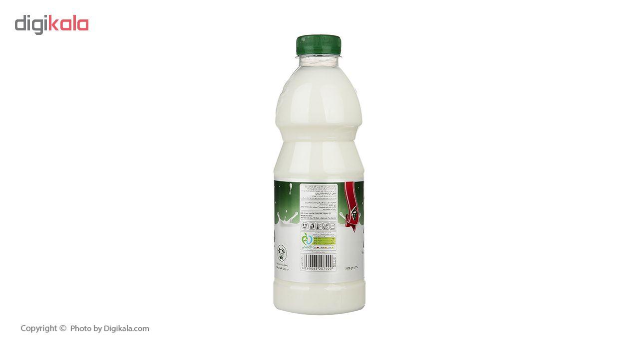 شیر تازه کم چرب پاک حجم 1 لیتر thumb 2