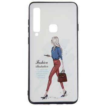 کاور مدل Beauty طرح Fashion-I مناسب برای گوشی موبایل سامسونگ Galaxy A9 2018