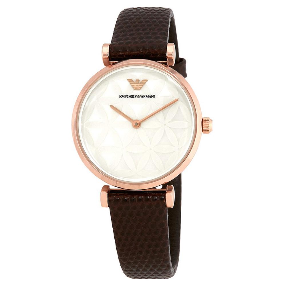 خرید ساعت مچی عقربه ای زنانه امپریو آرمانی مدل AR1990
