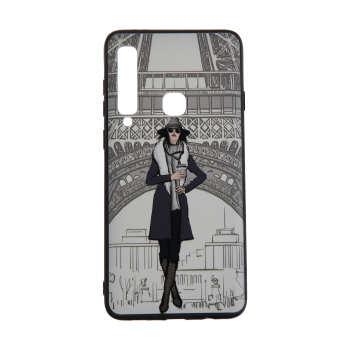 کاور مدل Beauty طرح Paris مناسب برای گوشی موبایل سامسونگ Galaxy A9 2018