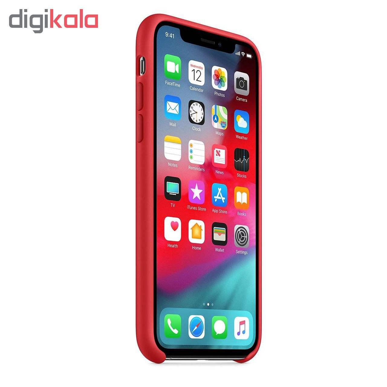 کاور مدل sili003 مناسب برای گوشی موبایل اپل Iphone X / XS main 1 3