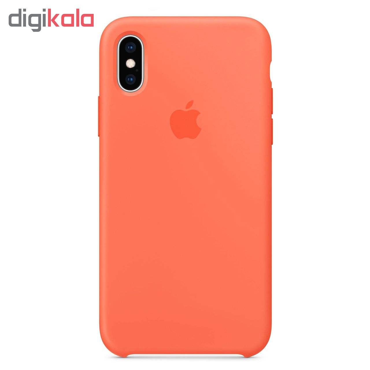 کاور مدل sili003 مناسب برای گوشی موبایل اپل Iphone X / XS main 1 6