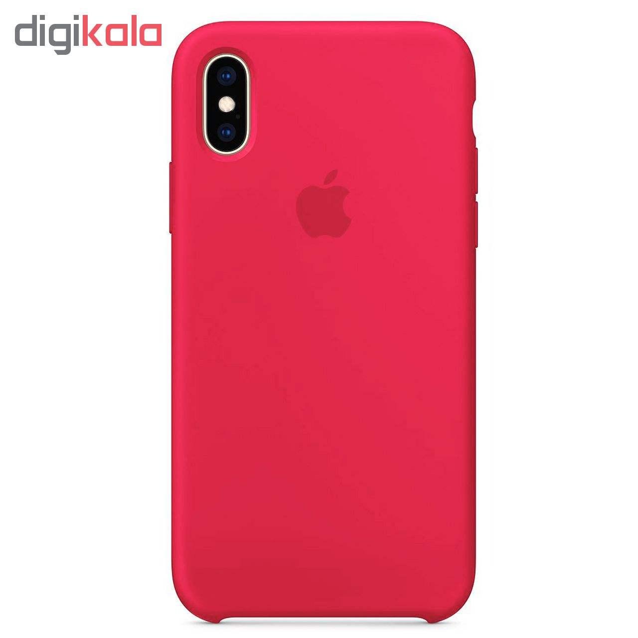 کاور مدل sili003 مناسب برای گوشی موبایل اپل Iphone X / XS main 1 9