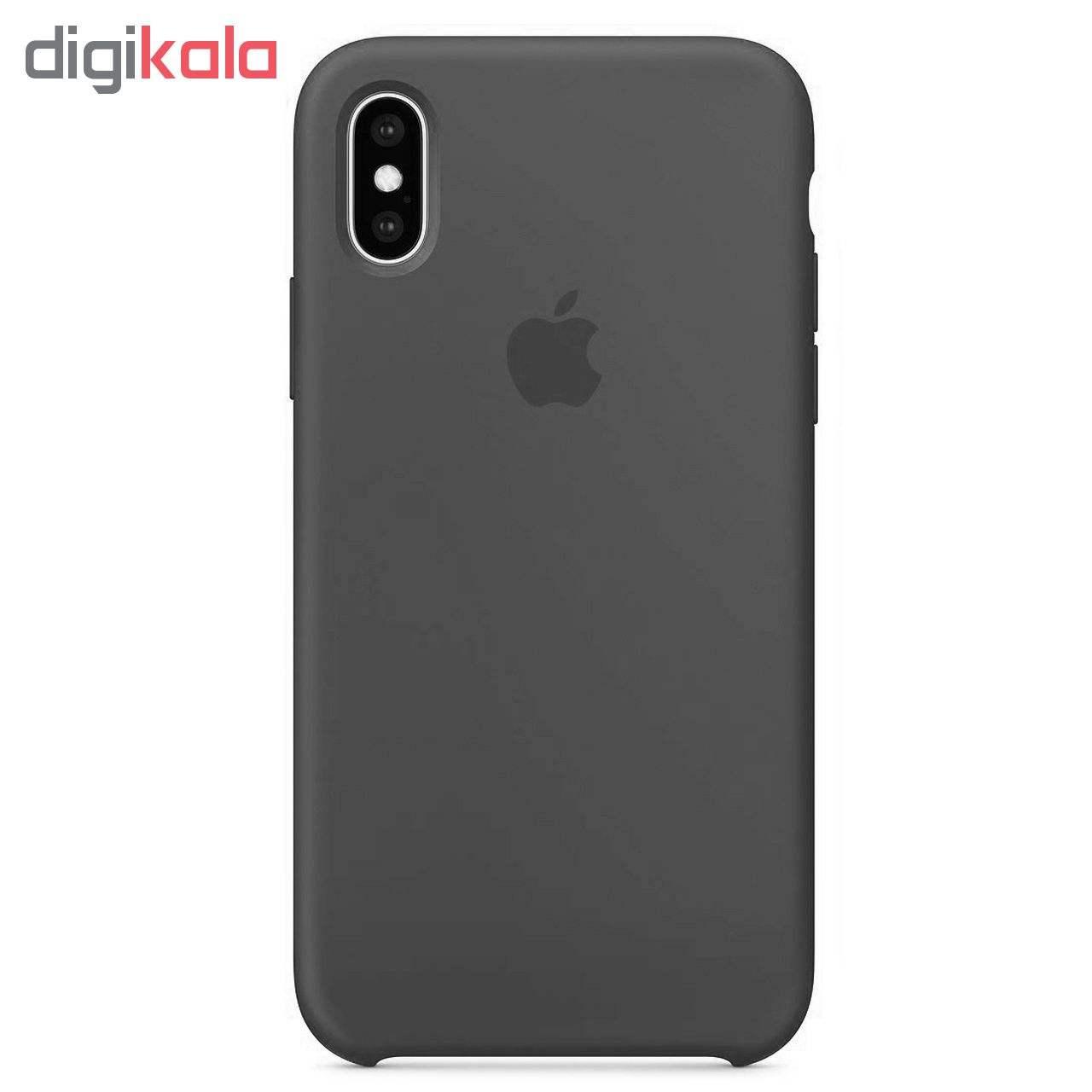 کاور مدل sili003 مناسب برای گوشی موبایل اپل Iphone X / XS main 1 11