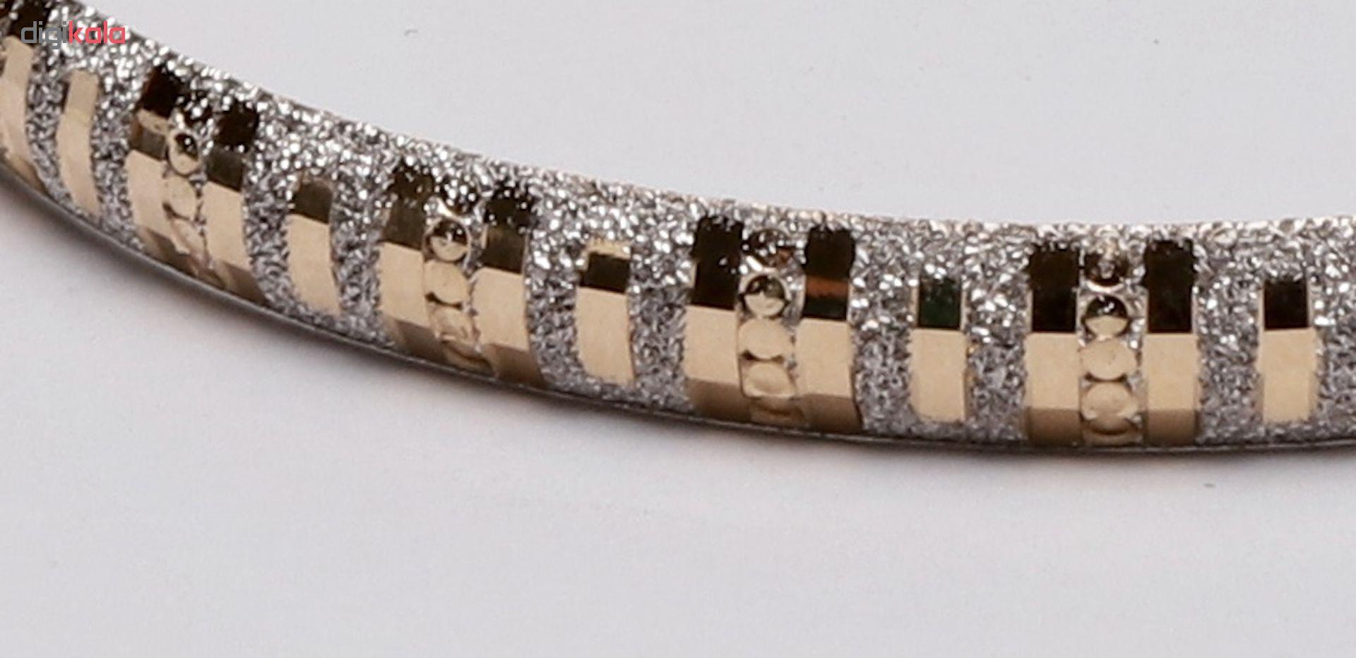 النگو طلا 18 عیار گوی گالری مدل G242