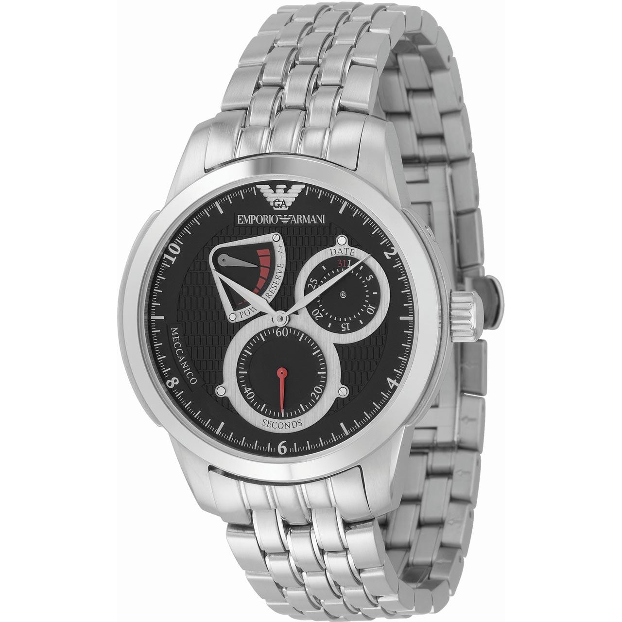 ساعت مچی عقربه ای مردانه امپریو آرمانی مدل AR4605