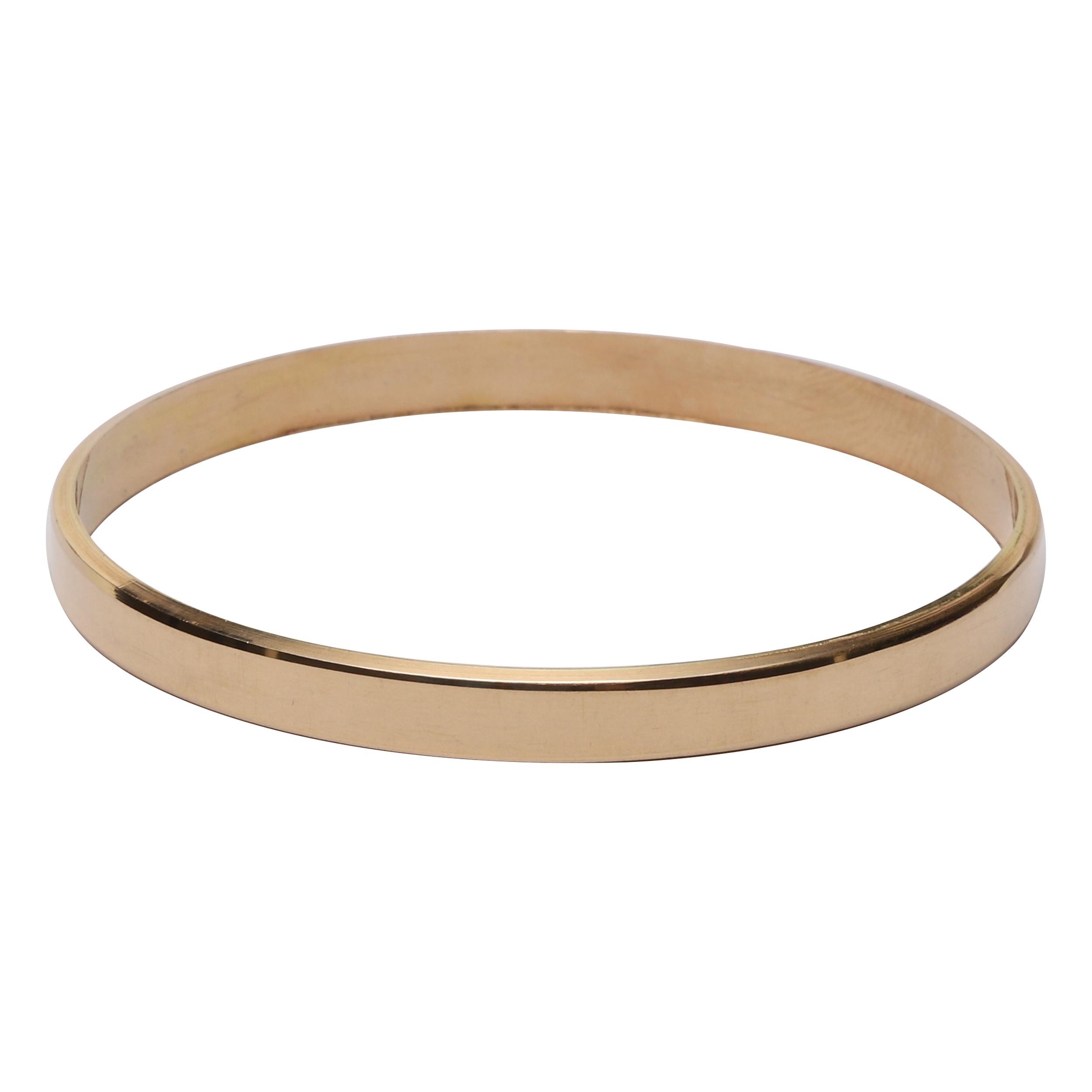 قیمت النگو طلا 18 عیار گوی گالری مدل G256