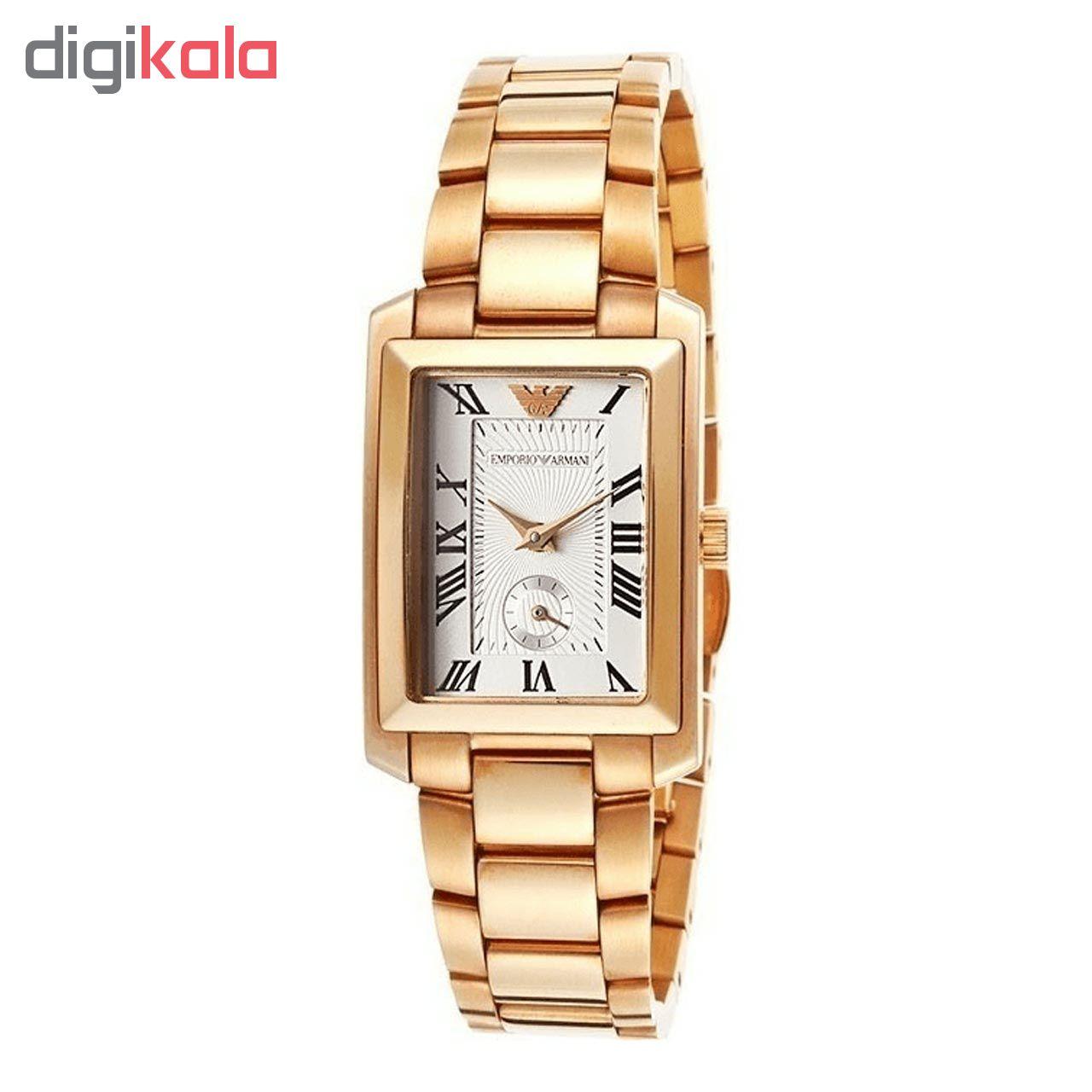 ساعت زنانه برند امپریو آرمانی مدل AR5693