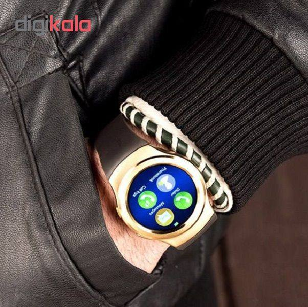 ساعت هوشمند آی لایف مدل Zed Watch R Silver main 1 4
