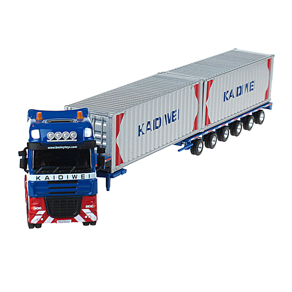 ماشین بازی کایدویی مدل Low Bed Transporter 625022