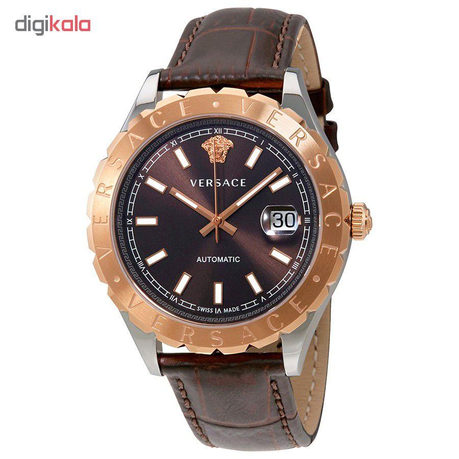ساعت مچی  مردانه ورساچه مدل VZI020017              اصل
