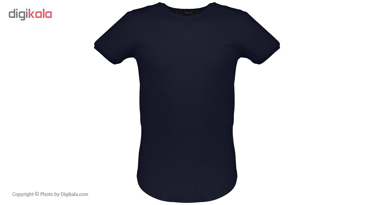 تیشرت آستین کوتاه مردانه بای نت کد btt 311-1