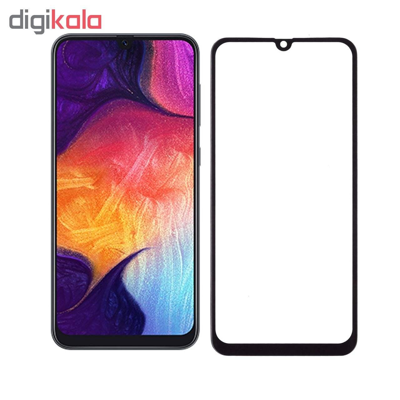 محافظ صفحه نمایش 5D  مدل D22 مناسب برای گوشی موبایل سامسونگ Galaxy A50 main 1 1