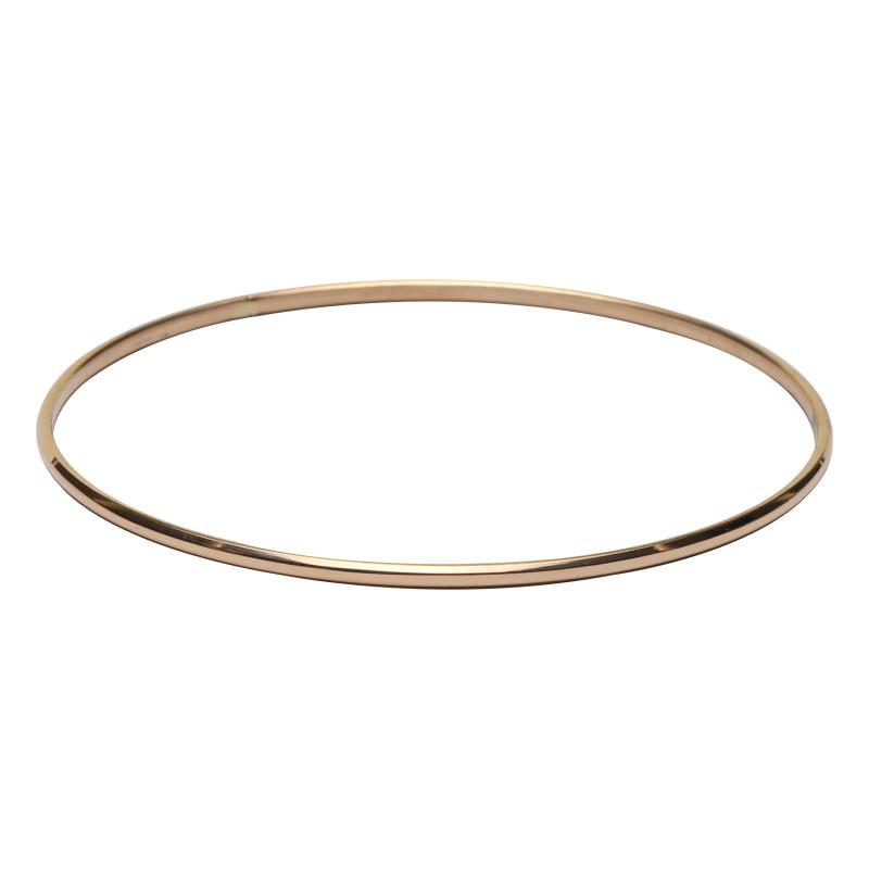 قیمت النگو طلا 18 عیار گوی گالری مدل G261