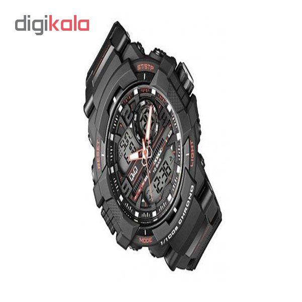 کد تخفیف                                      ساعت مچی دیجیتال مردانه کیو اند کیو مدل GW86J002Y