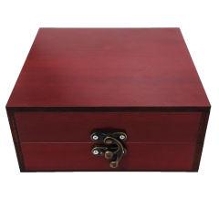 جعبه هدیه چوبی کادویی آیهان باکس مدل 88
