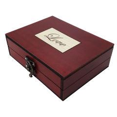 جعبه هدیه چوبی کادو آیهان باکس مدل 89
