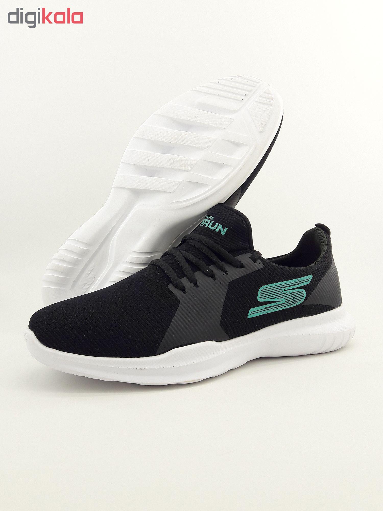 کفش مخصوص پیاده روی مردانه مدل S go run .pkb.bl gre-01