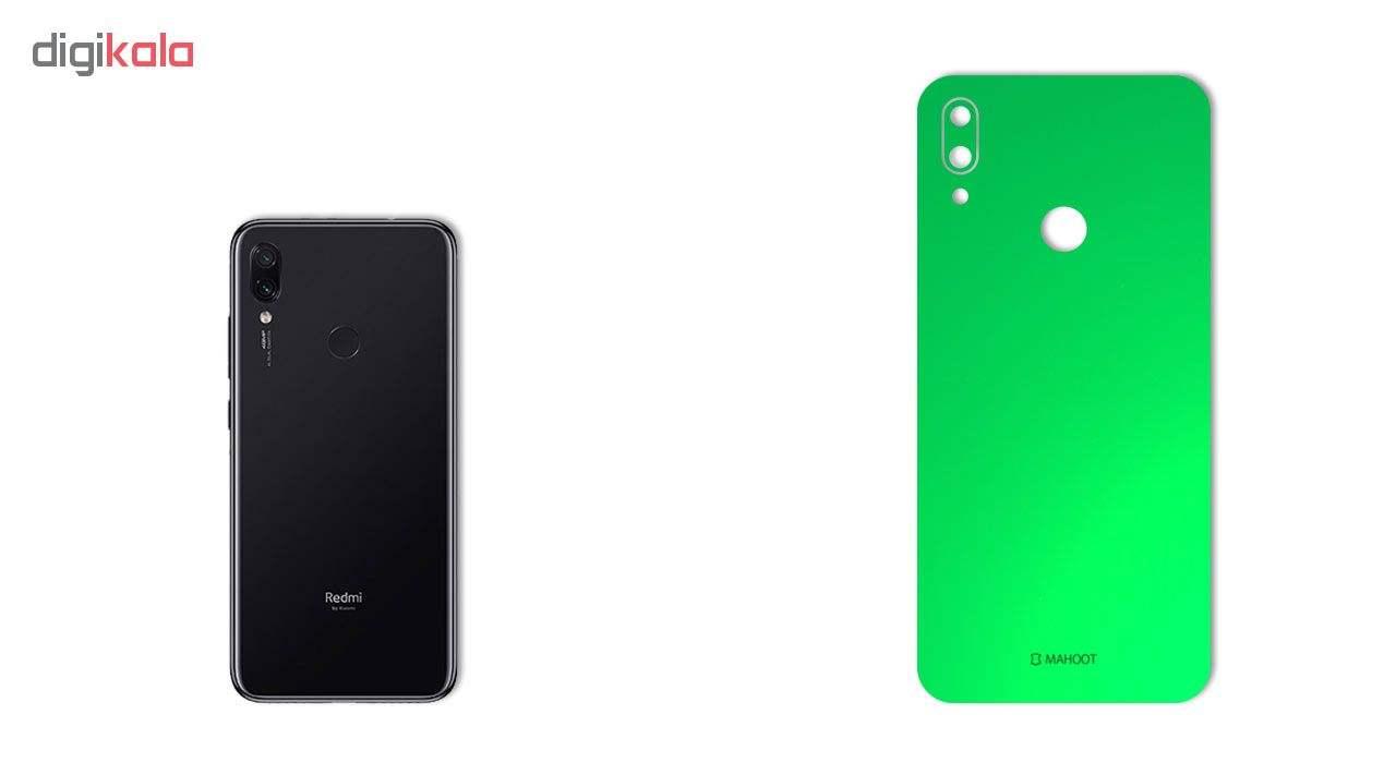 برچسب پوششی ماهوت طرح Color-Special مناسب برای گوشی موبایل شیائومی Redmi Note 7 main 1 2