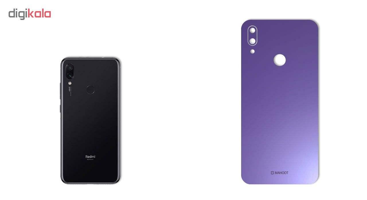 برچسب پوششی ماهوت طرح Color-Special مناسب برای گوشی موبایل شیائومی Redmi Note 7 main 1 3
