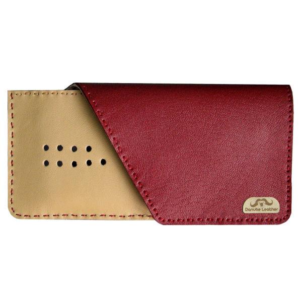 کیف گوشی چرم  طبیعی دانوب مدل PH 6-5-49 مناسب برای سایر  گوشیها تا سایز 6.7 اینچ