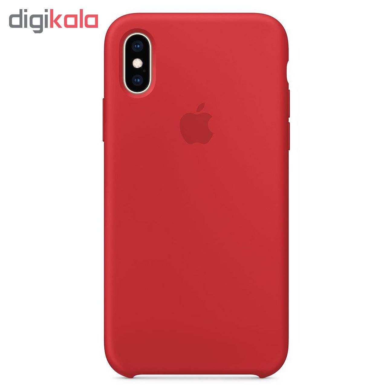 کاور مدل sili004 مناسب برای گوشی موبایل اپل Iphone XS Max main 1 4