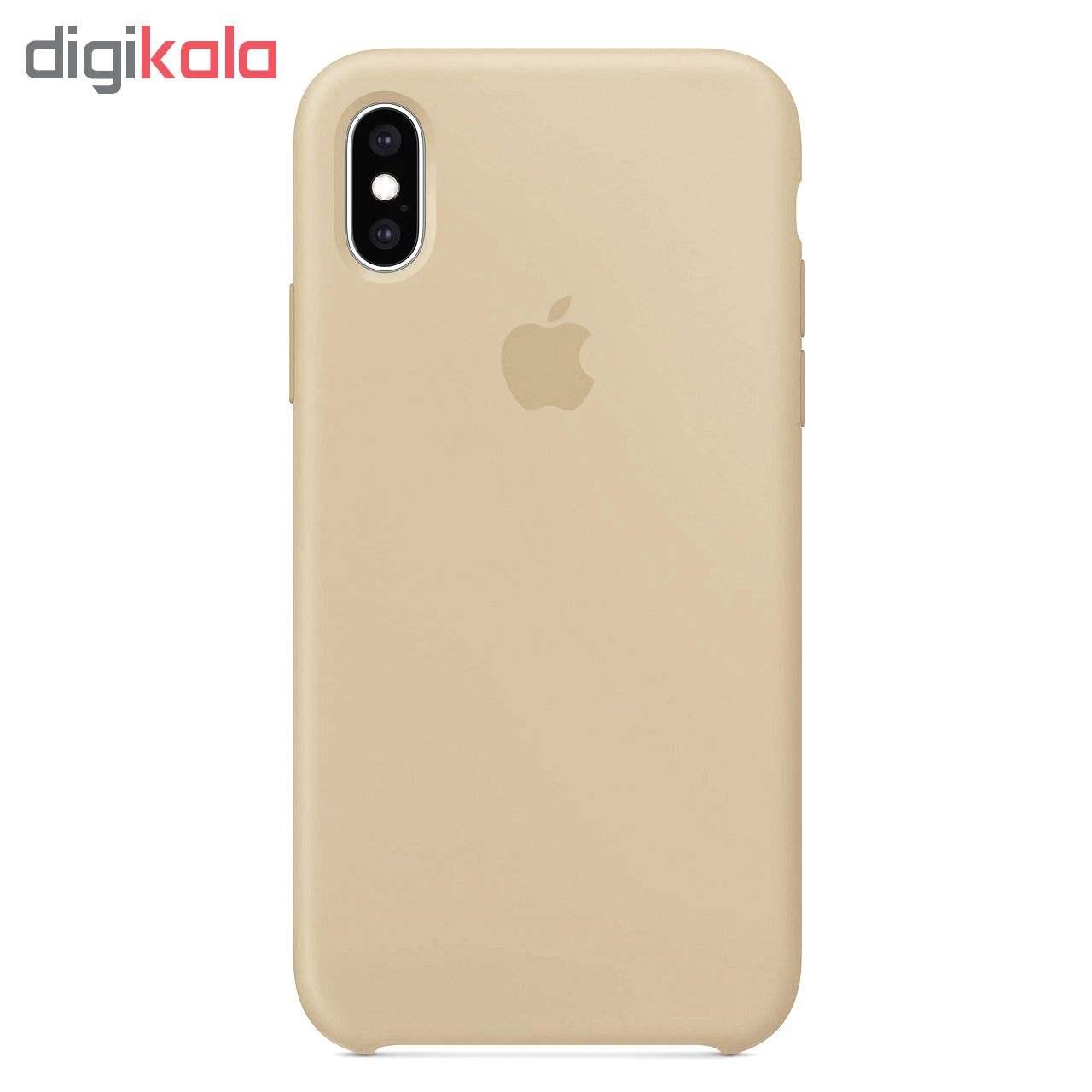 کاور مدل sili004 مناسب برای گوشی موبایل اپل Iphone XS Max main 1 8
