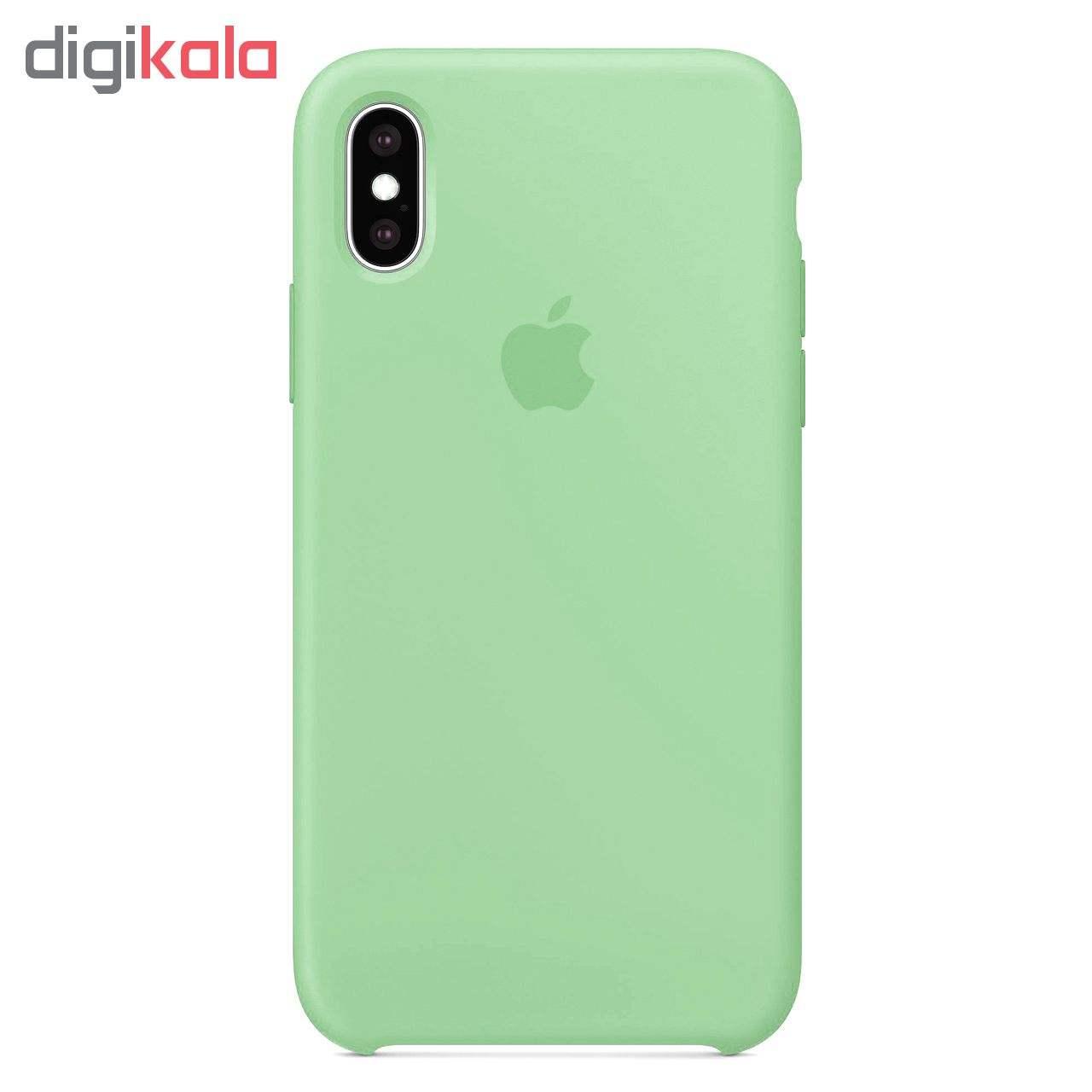 کاور مدل sili004 مناسب برای گوشی موبایل اپل Iphone XS Max main 1 9