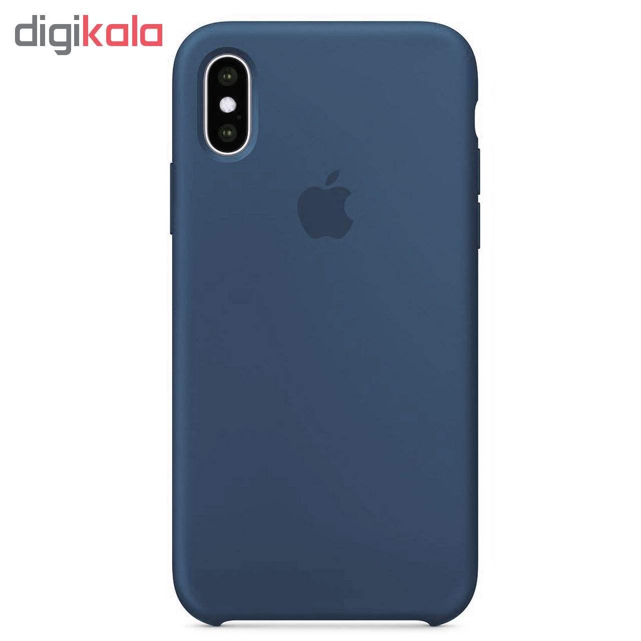 کاور مدل sili004 مناسب برای گوشی موبایل اپل Iphone XS Max main 1 10