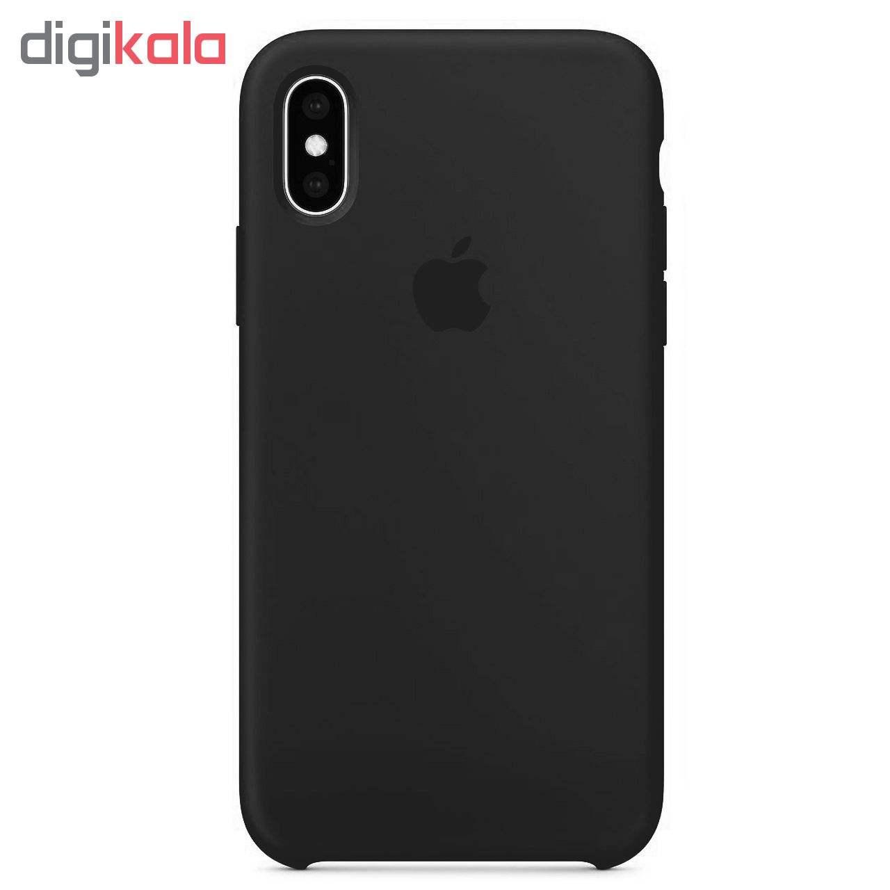 کاور مدل sili004 مناسب برای گوشی موبایل اپل Iphone XS Max main 1 12