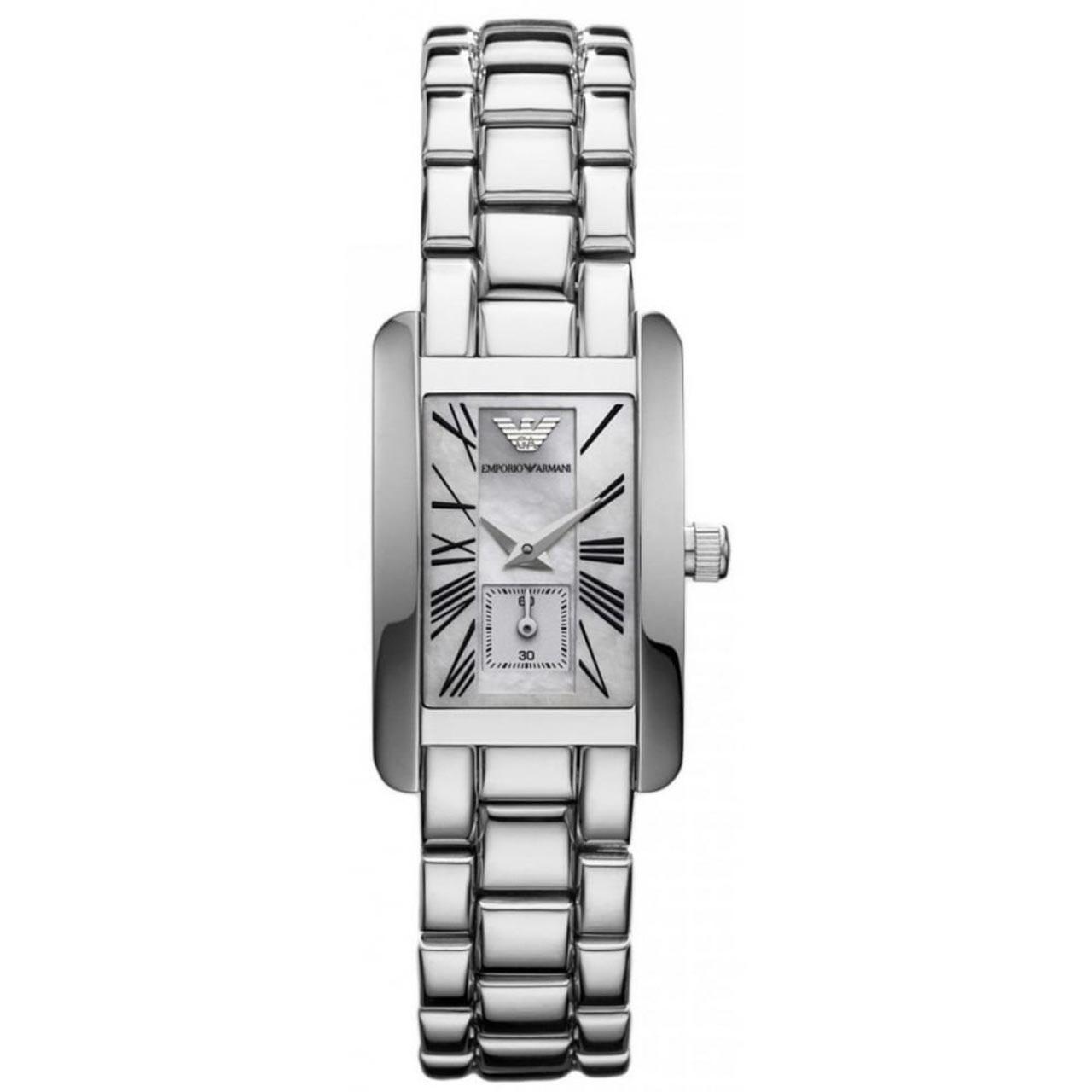 ساعت مچی عقربه ای زنانه امپریو آرمانی مدل AR0171