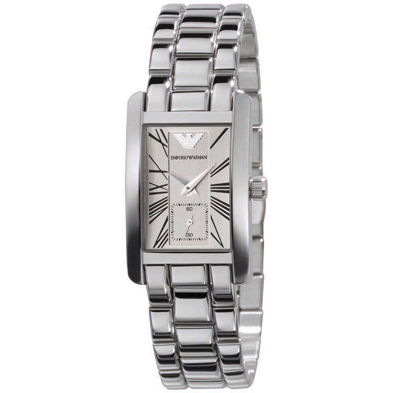 ساعت زنانه برند امپریو آرمانی مدل AR0176
