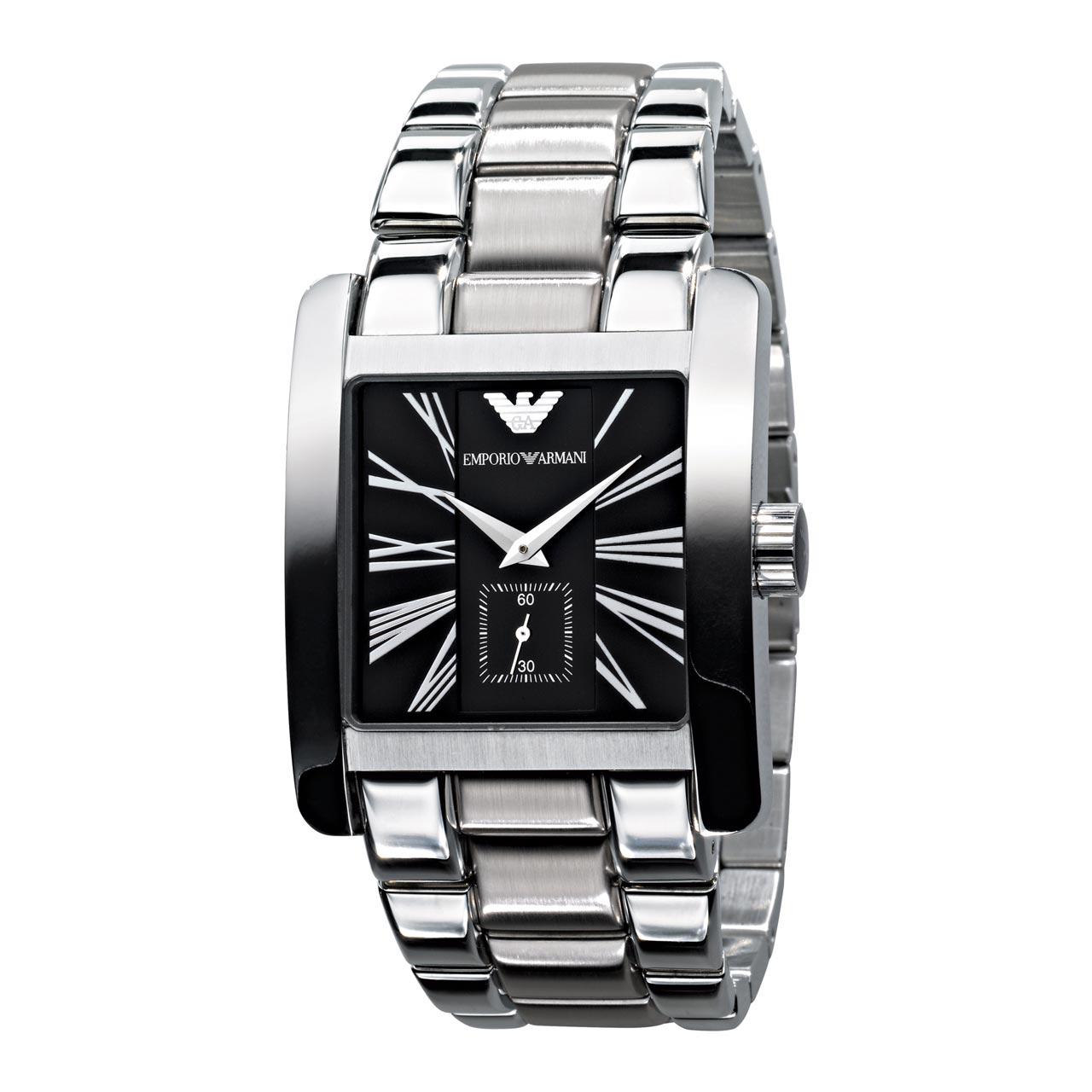 ساعت مچی عقربه ای مردانه امپریو آرمانی مدل AR0181