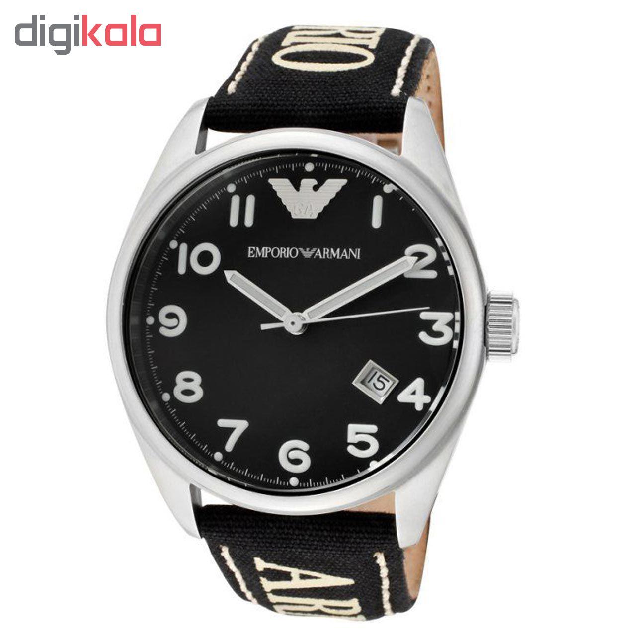 خرید ساعت مچی عقربه ای مردانه امپریو آرمانی مدل AR0506 | ساعت مچی