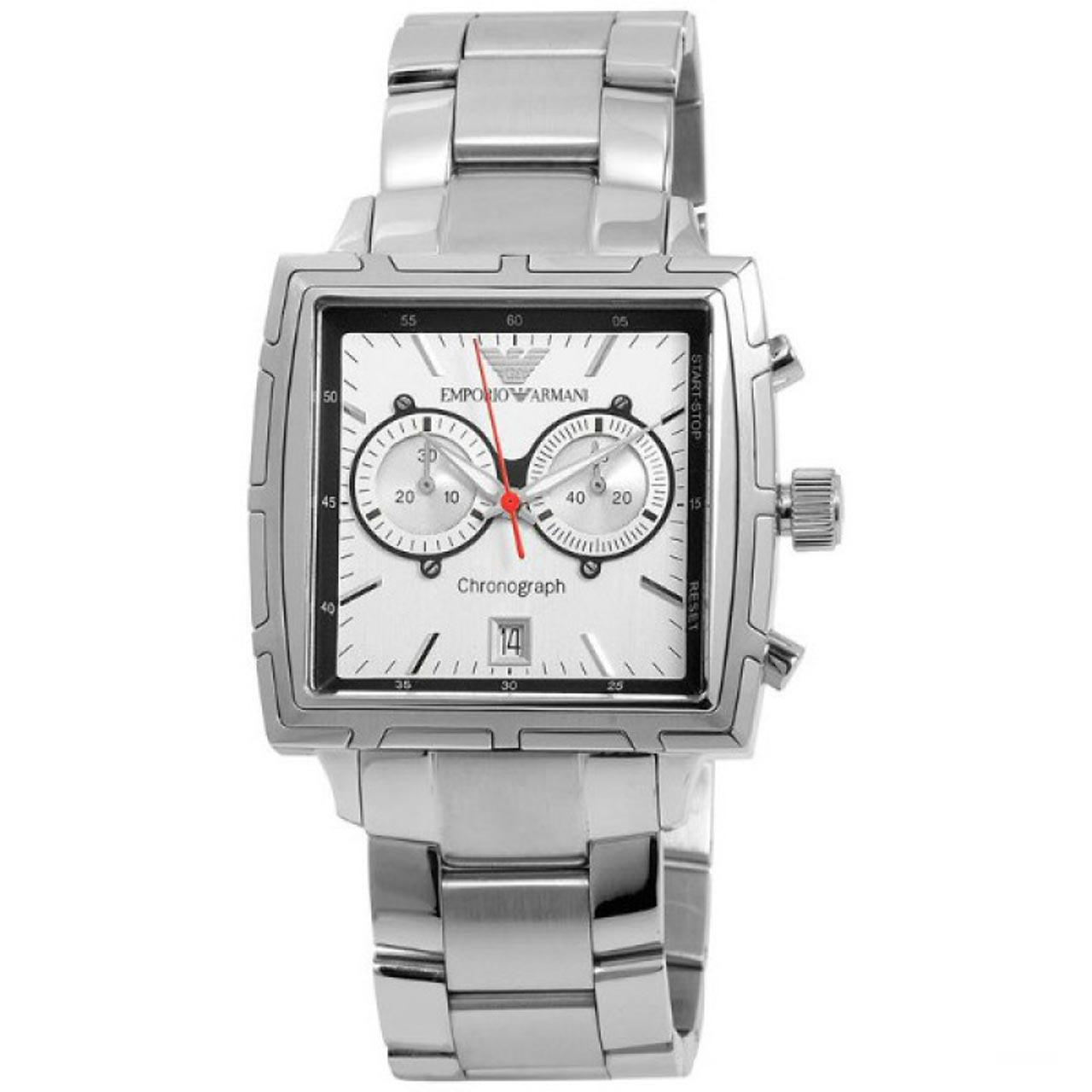 ساعت مچی عقربه ای مردانه امپریو آرمانی مدل AR0592 15