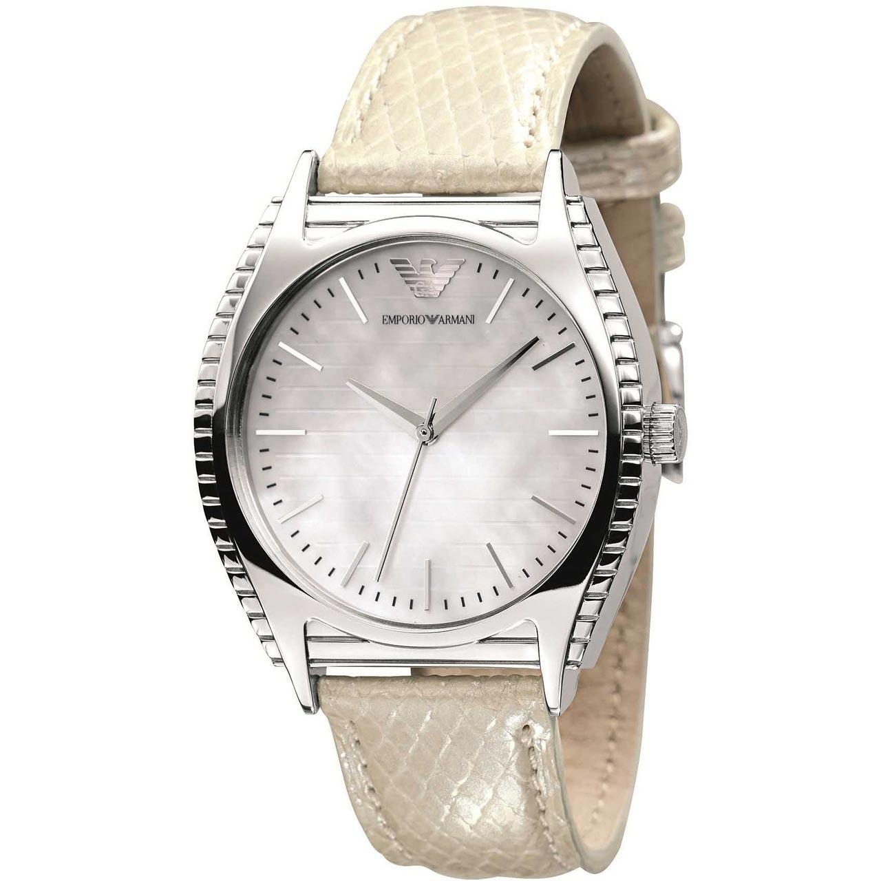 ساعت مچی عقربه ای زنانه امپریو آرمانی مدل AR0766