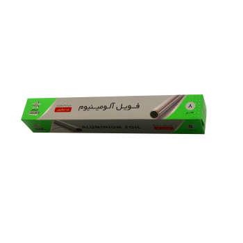 فویل آلومینیوم استار فویل ایران رول 8 متری