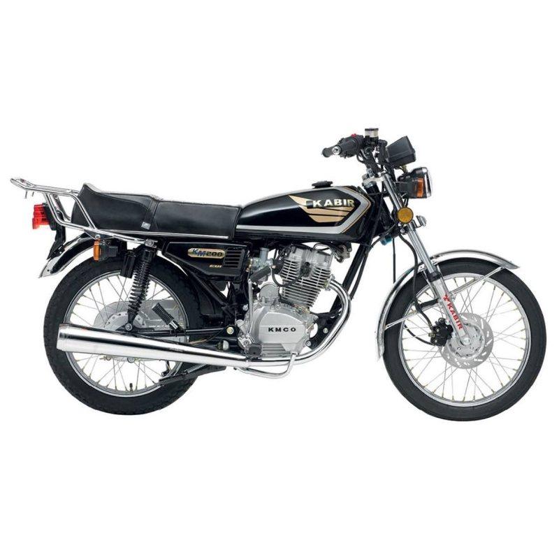 موتورسیکلت کبیر موتور مدل KMC 200 سال ۱۳۹۸
