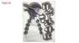 ابزار شیرینی پزی کیو لوکس مدل L_480 مجموعه 21 عددی thumb 6