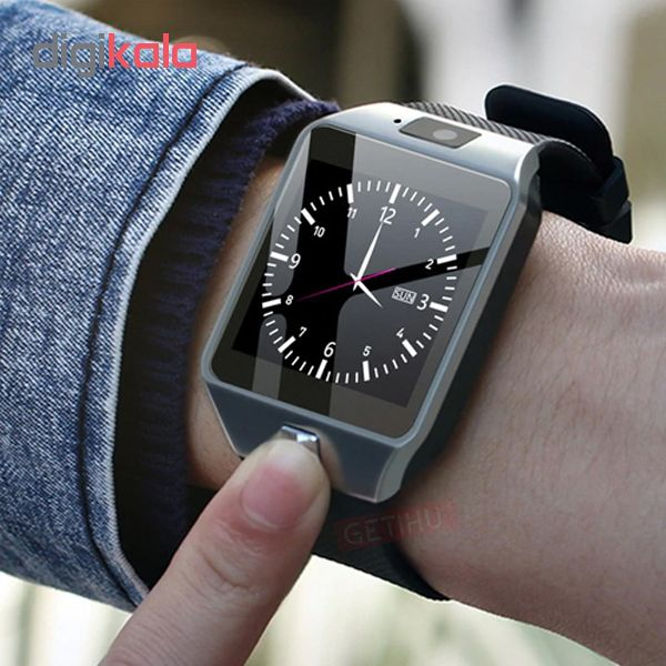 ساعت هوشمند نیا مدل DZ09