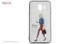 کاور مدل Beauty طرح Fashion-I مناسب برای گوشی موبایل سامسونگ Galaxy J4 2018 thumb 1